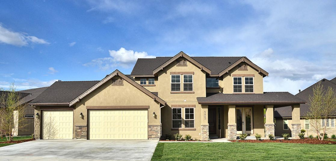 Evergreen by Hammett Homes