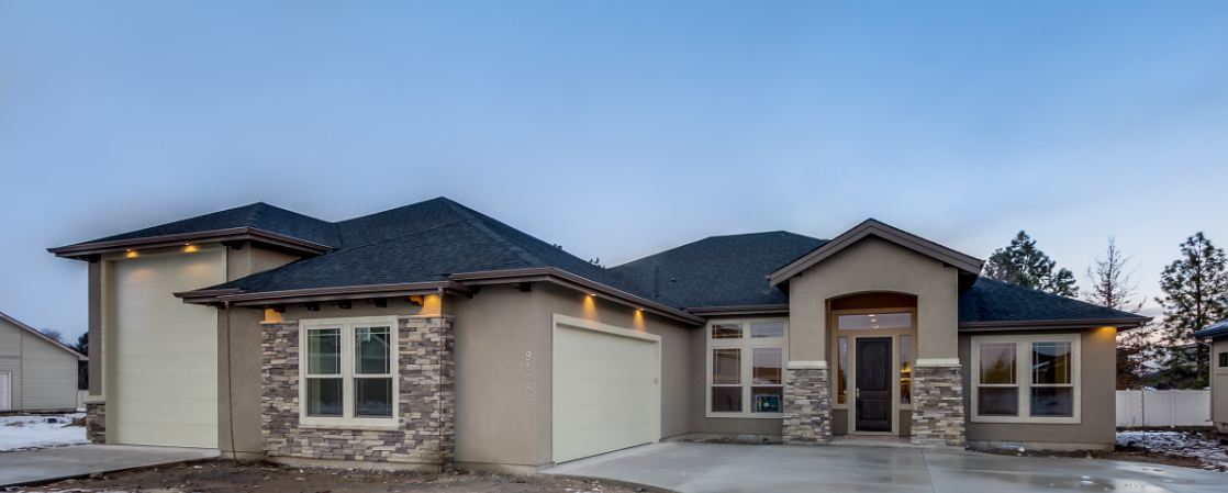Heritage Floorplan by Hammett Homes